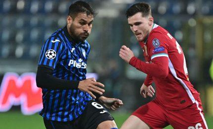 Champions, Atalanta spazzata via dal Liverpool: 5-0 a Bergamo