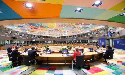 Bruxelles, accordo sul bilancio 2021-2027 apre via al Recovery Fund
