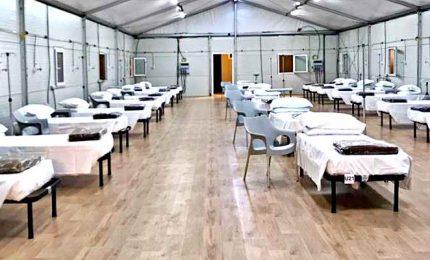 Coronavirus, a Torino pronto il Covid Hospital da 455 posti
