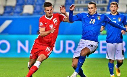 Nazionale, Una Super Italia batte la Polonia e ipoteca la vetta