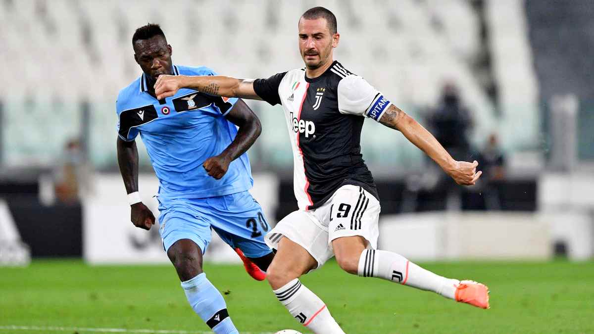 Lazio-Juventus 1-1, Caceido risponde a Ronaldo nel recupero