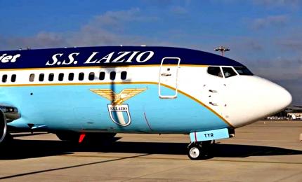 La Lazio come il Barcellona e il Manchester United, Lotito regala alla squadra un aereo personale