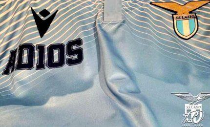 La Lazio omaggia Maradona con una maglia speciale