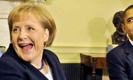 Usa2020, Merkel si congratula con Biden e la futura vice Kamala