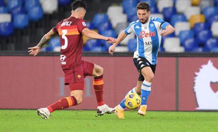 Al futuro Stadio Diego Armando Maradona, il Napoli travolge la Roma