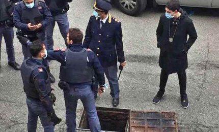 Rapina in banca a Milano, i ladri sono entrati dalle fogne