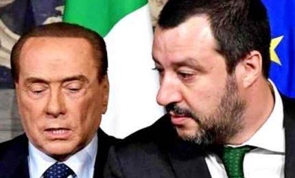 La Federazione Lega-Forza Italia? La morte politica di Berlusconi