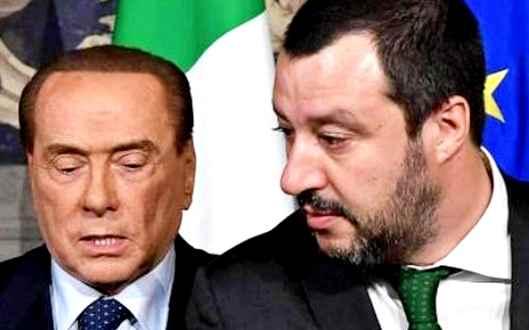 E' rottura tra Lega e Fi. Berlusconi: peggio per chi se ne va. E ora il Cav guarda a Renzi e Calenda