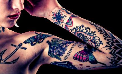 Preservare la bellezza dei tatuaggi tra arte e scienza