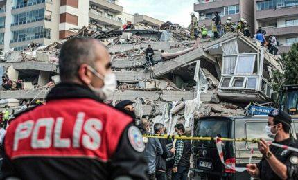 Turchia, ultimo bilancio del terremoto a 49 vittime