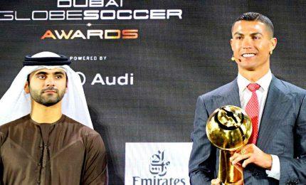 """Cristiano Ronaldo è il Giocatore del secolo: """"Traguardo eccezionale"""""""