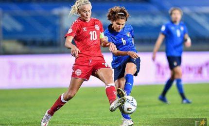 Danimarca-Italia 0-0, speranza qualificazione diretta azzurre a Europeo