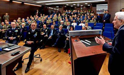 Gli auguri di Mattarella ai militari italiani in teatri operativi
