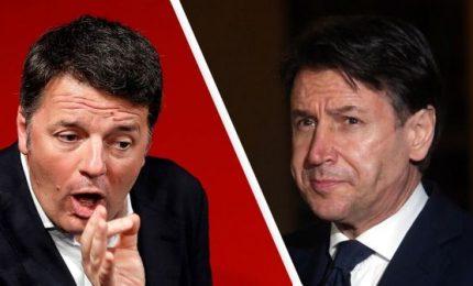 Conte sfida Renzi: no ultimatum, fiducia o vado in Parlamento