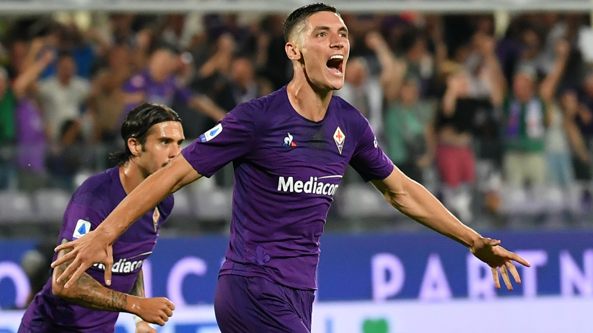 Fiorentina-Genoa 1-1, Milenkovic riacciuffa il Genoa al 98′. Primo punto per Prandelli