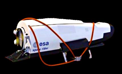 Space Rider, gestione missioni ad Altec e Telespazio