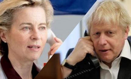 Brexit, Bruxelles e Londra firmano l'accordo. Dall'1 gennaio entrerà in vigore