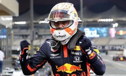 Gp Abu Dhabi, Verstappen vince l'ultimo Gp di stagione