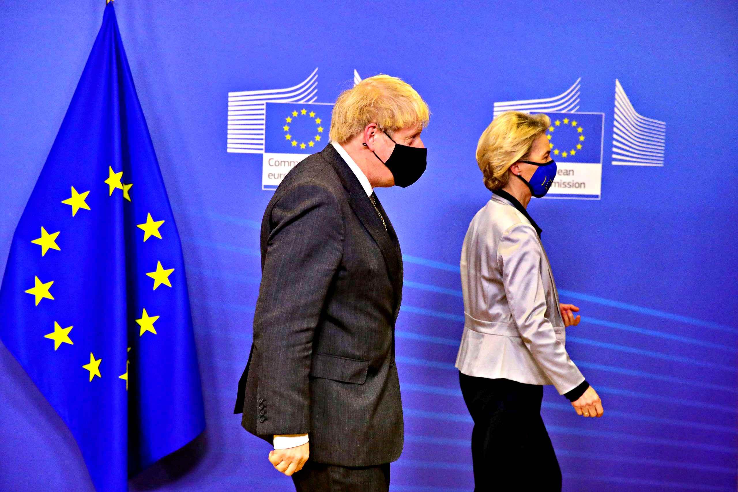 """Brexit, da Europa e Regno Unito moniti incrociati: vicini a """"no-deal"""""""