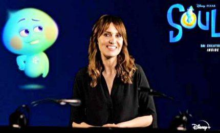 """Paola Cortellesi: trovare propria scintilla, è la magia di """"Soul"""""""
