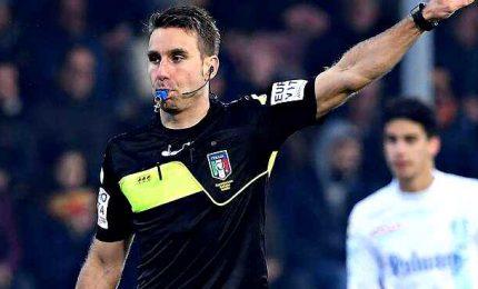 Fourneau arbitro di Milan-Parma, Genoa-Juve a Di Bello