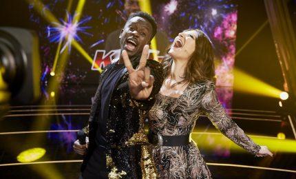 "Team Laura Pausini vince ""La voz España"" con Kelly Isaiah"