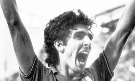Pablito, l'uomo del mundial '82 che ha fatto sognare l'Italia. Aveva 64 anni