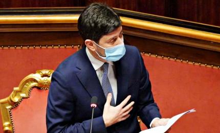 Covid-19, Speranza: Governo prorogherà stato emergenza al 30 aprile