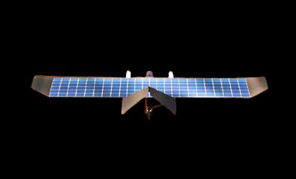 Un drone solare italiano per missioni umane su Marte