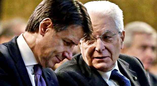 Crisi di governo, Conte a colloquio con Mattarella al Quirinale