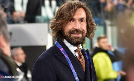 """Coppa Italia, Pirlo: """"Contro il Genoa giocano Buffon e Chiellini"""""""