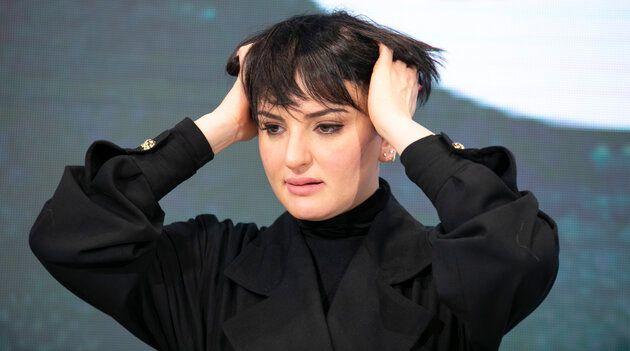 """Sanremo, Arisa al Festival con """"Potevi fare di più"""""""