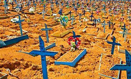 Covid, variante Brasile fa paura, ospedali Manaus al collasso