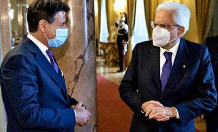 Conte vede leader e Mattarella, corsa contro il tempo per costituzione gruppi