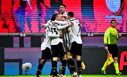 Prima caduta del Milan, 1-3 contro la Juventus. Pirlo a -7 dalle vetta