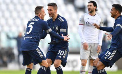 Juventus-Bologna 2-0, Arthur e McKennie affondano Mihajlovic