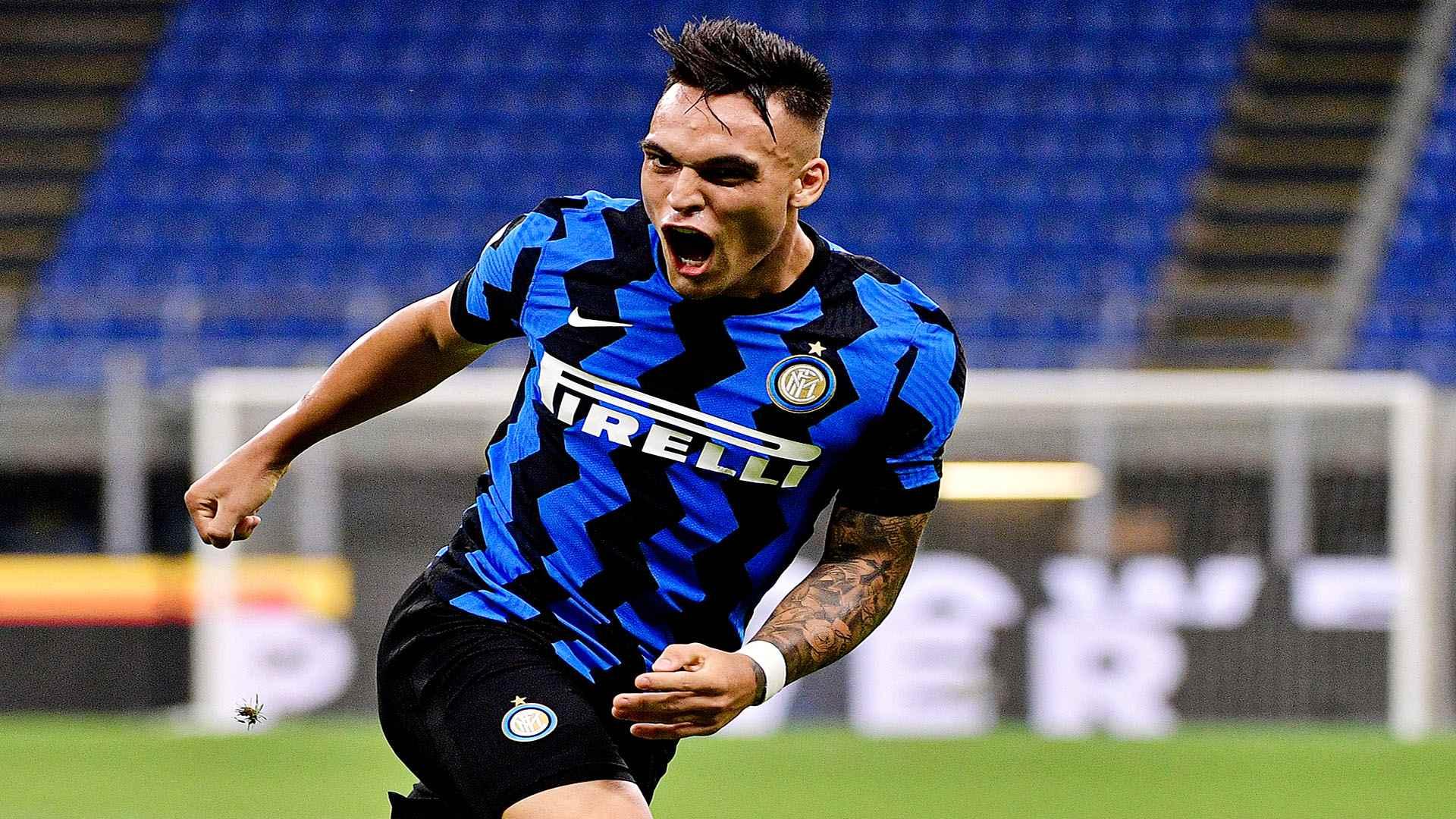 L'Inter comincia alla grande: 6-2 al Crotone
