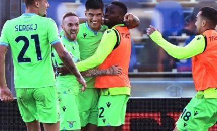 Vendetta Lazio, vince ancora il Genoa. Pari Cagliari-Sassuolo