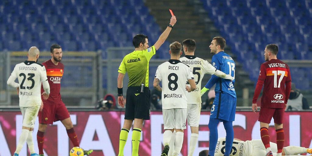 Coppa Italia, Roma-Spezia, 2-4. Liguri ai quarti di finale