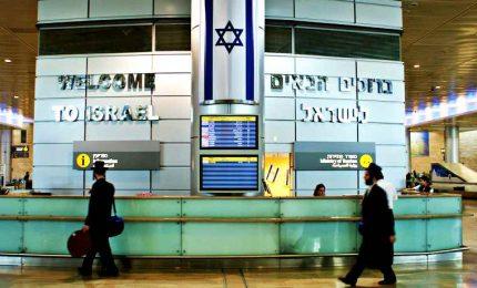 Covid, Israele blocca voli compagnie straniere fino al 31 gennaio