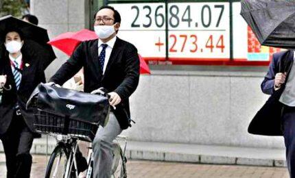 Giappone estende stato emergenza, bar e ristoranti chiusi alle 20