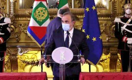 Governo, europeisti Senato: Conte unica soluzione per legislatura