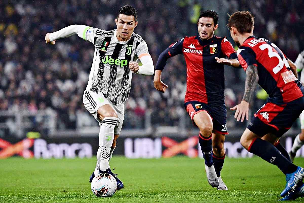 Juve-Genoa 3-2, bianconeri ai quarti di finale con Rafia