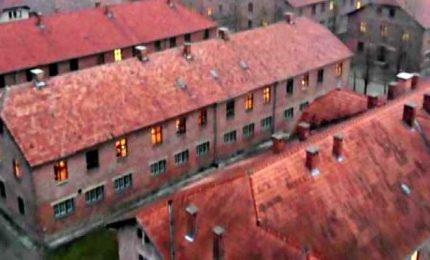 Giornata della Memoria, l'enorme campo di Auschwitz dal drone