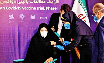 Coronavirus: da New York a Parigi a Teheran, il mondo corre a vaccinarsi