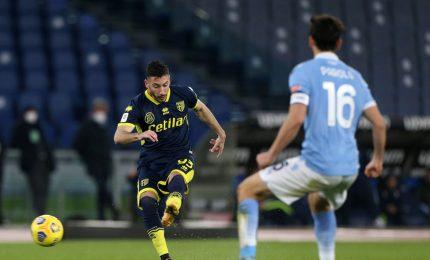 Lazio-Parma 2-1, qualificazione al 90' con Muriqi