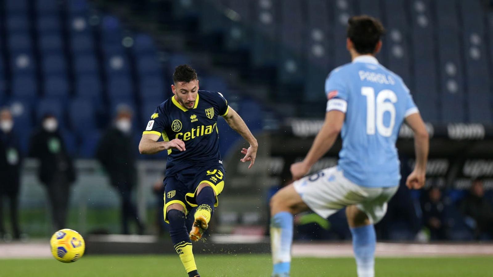 Lazio-Parma 2-1, qualificazione al 90′ con Muriqi
