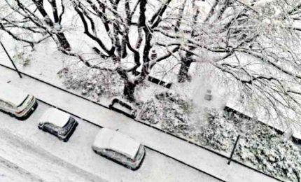 Ancora maltempo sull'Italia, neve a quote basse e disagi al Nord