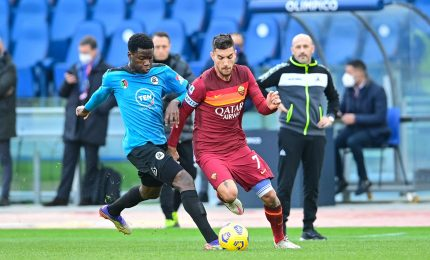 Roma-Spezia 4-3, Pellegrini regala il successo nel recupero