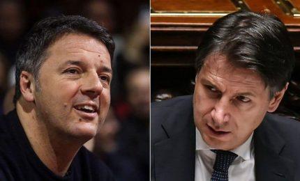 E' sempre sfida Conte-Renzi, il premier avverte Italia Viva